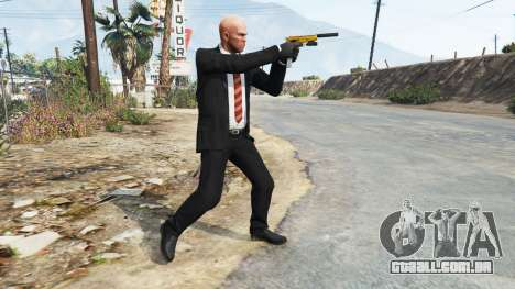 GTA 5 Hitman - Agente 47 terceiro screenshot