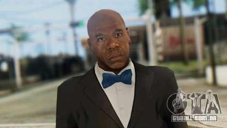 Strpreach Skin from GTA 5 para GTA San Andreas terceira tela