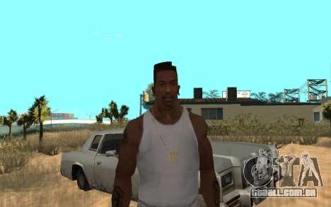 Цепь Monster Energy para GTA San Andreas