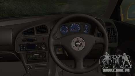 Mitsubishi Lancer Evolution VI 1999 PJ para GTA San Andreas vista direita
