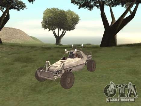 Buggy from Just Cause para GTA San Andreas