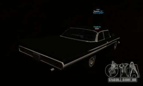 Luni Voodoo Remastered para GTA San Andreas