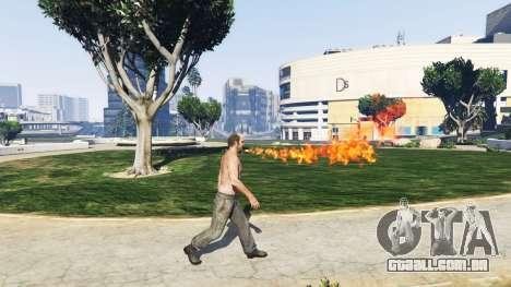 GTA 5 Cuspidor de fogo v2.0 segundo screenshot