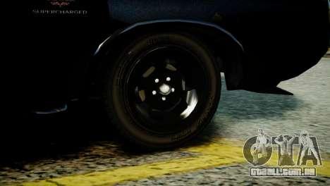 Imponte Dukes O Death from GTA 5 para GTA 4 traseira esquerda vista