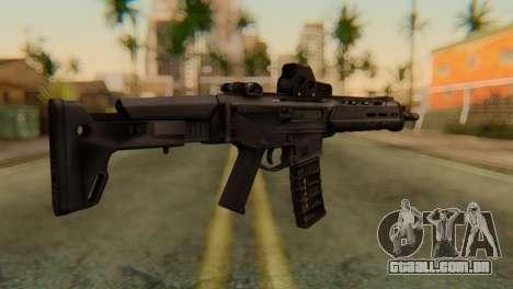 Magpul Masada v3 para GTA San Andreas segunda tela
