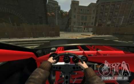 Albany Undertaker (Romero Monster) para GTA 4 traseira esquerda vista