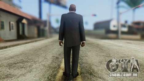 Strpreach Skin from GTA 5 para GTA San Andreas segunda tela