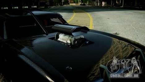 Imponte Dukes O Death from GTA 5 para GTA 4 vista direita