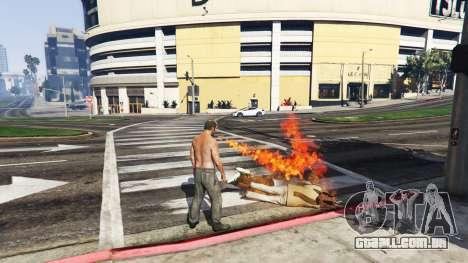 GTA 5 Cuspidor de fogo v2.0 terceiro screenshot