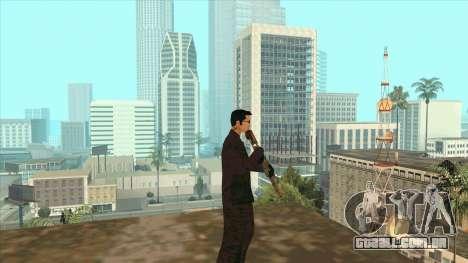 Vusi Mu para GTA San Andreas segunda tela