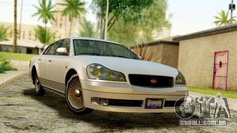 GTA 4 Intruder para GTA San Andreas