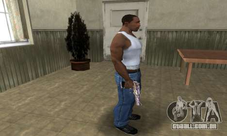 Good Look Like Deagle para GTA San Andreas terceira tela