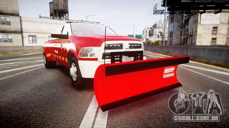 Dodge Ram 3500 2013 Utility [ELS] para GTA 4