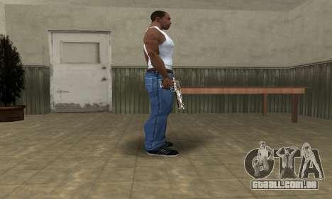 Old Forest Deagle para GTA San Andreas segunda tela