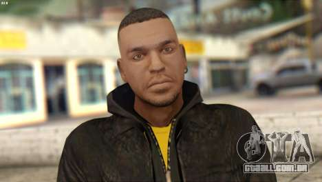 Luis Lopez Skin v4 para GTA San Andreas terceira tela