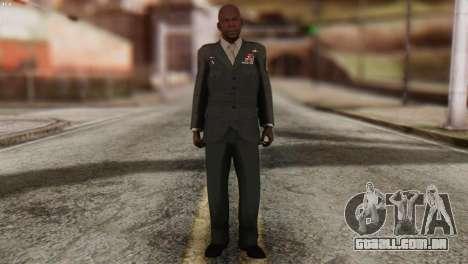 GTA 5 Skin 1 para GTA San Andreas
