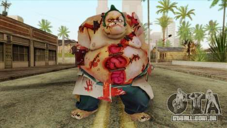 Pudge from DotA 2 para GTA San Andreas