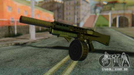Assault Shotgun GTA 5 v2 para GTA San Andreas