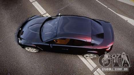 Mazda RX-8 2006 v3.2 Pirelli tires para GTA 4 vista direita
