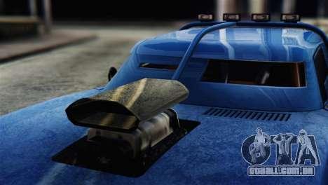 GTA 5 Imponte Dukes ODeath para GTA San Andreas vista direita