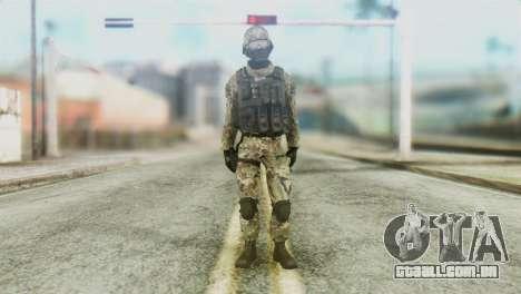 BSD Operator para GTA San Andreas segunda tela