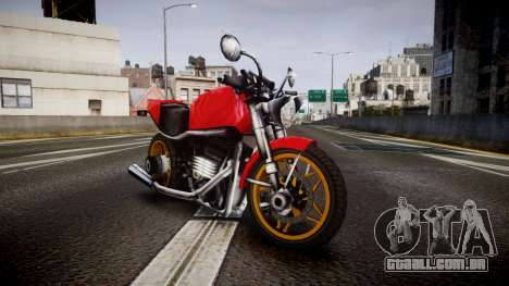 Streetfighter para GTA 4