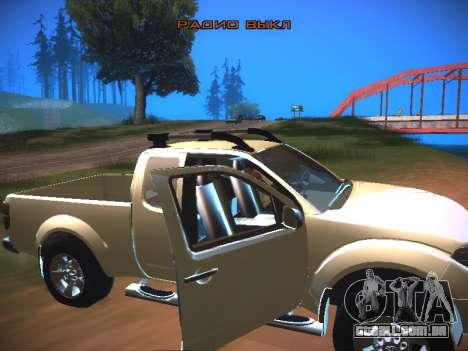ENB Dark Orbit para GTA San Andreas segunda tela