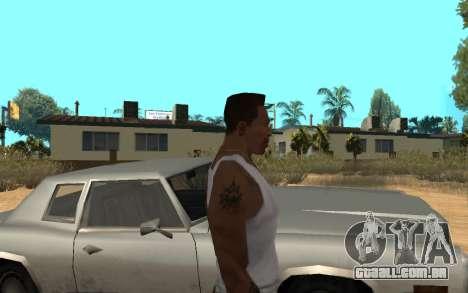 Цепь Monster Energy para GTA San Andreas terceira tela