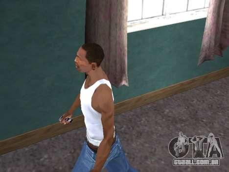 Sony Xperia Z Ultra para GTA San Andreas quinto tela