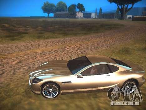 ENB Dark Orbit para GTA San Andreas