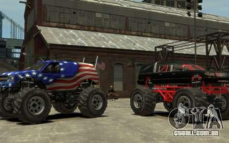 Albany Undertaker (Romero Monster) para GTA 4 vista direita