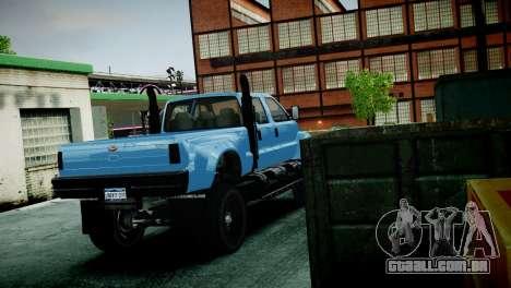 GTA 5 Guardian para GTA 4 vista de volta