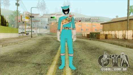 Power Rangers Skin 2 para GTA San Andreas
