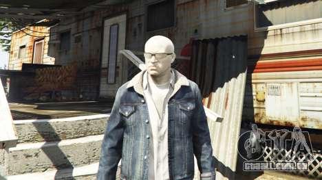 O Fantasma De Trevor para GTA 5