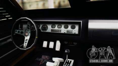 GTA 5 Imponte Dukes ODeath IVF para GTA San Andreas vista direita