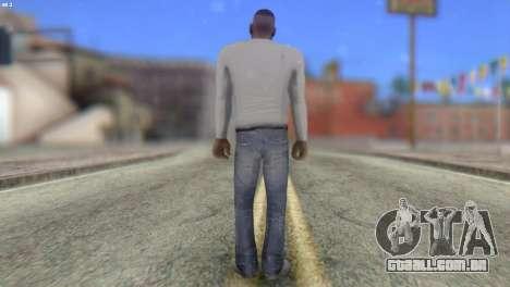 Luis Lopez Skin v6 para GTA San Andreas segunda tela