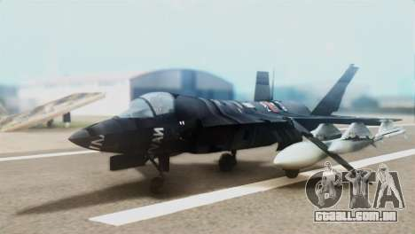 F-35B Polish Air Force 1. ELT para GTA San Andreas