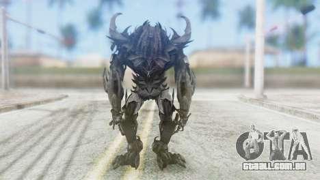 Crankcase Skin from Transformers para GTA San Andreas terceira tela