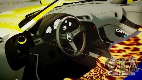 Mazda RX-7 FD3S BN Sports para GTA 4 vista de volta