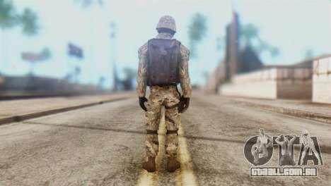 BSD Operator para GTA San Andreas terceira tela