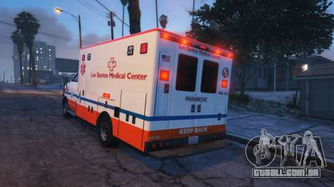 GTA 5 Lights and Sirens segundo screenshot