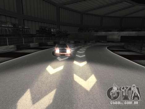Novas texturas da faixa 8-Track para GTA San Andreas segunda tela