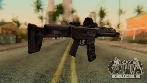 Magpul Masada v4 para GTA San Andreas segunda tela