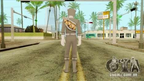 Power Rangers Skin 3 para GTA San Andreas segunda tela