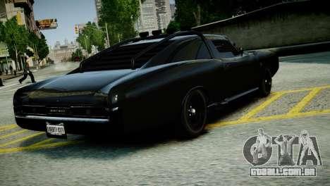 Imponte Dukes O Death from GTA 5 para GTA 4 esquerda vista