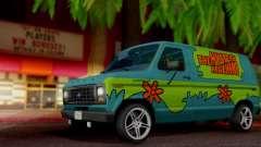 Ford E-150 Scooby Doo para GTA San Andreas