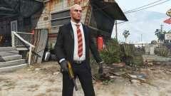 Hitman - Agente 47 para GTA 5