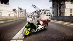 Yamaha Aerox Stunt para GTA 4