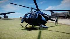 Buzzard from GTA 5 para GTA 4