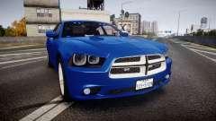 Dodge Charger SWAT Tactical Unit [ELS] bl para GTA 4